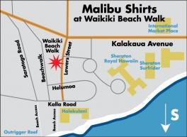 Waikiki Beach Store