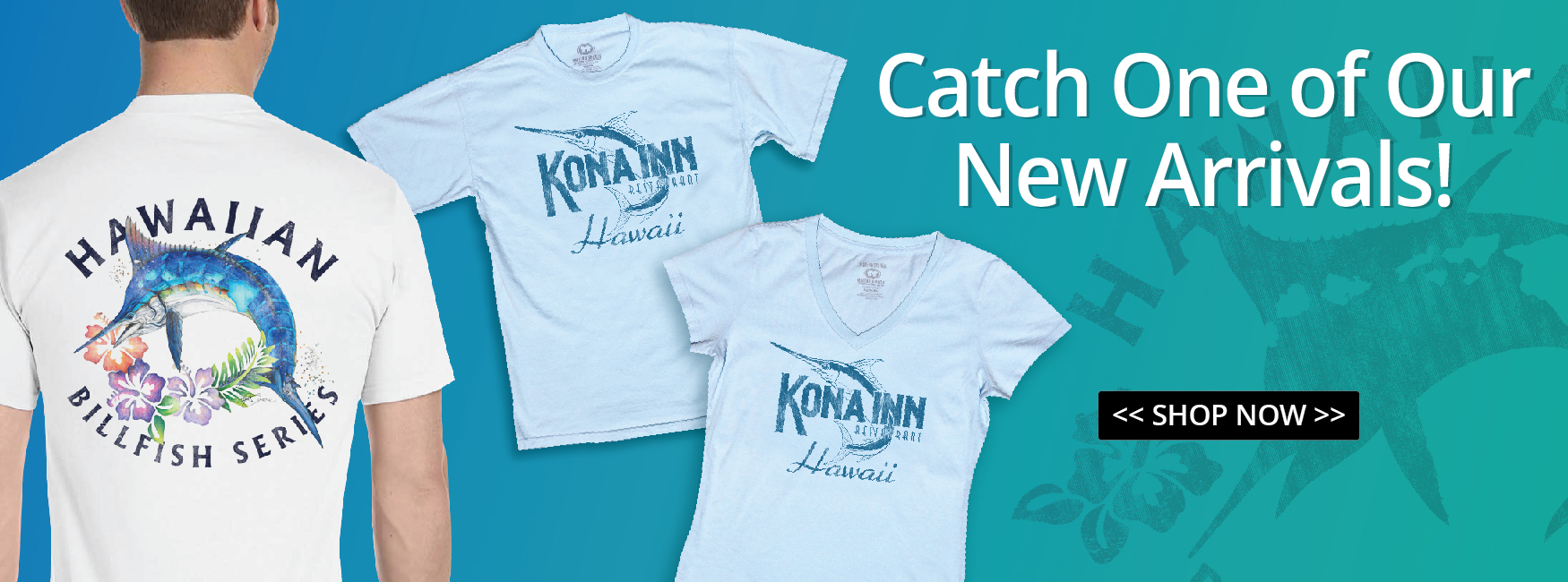 Fishing t-shirts, Kona, big island, Hawaii, Marlin fishing