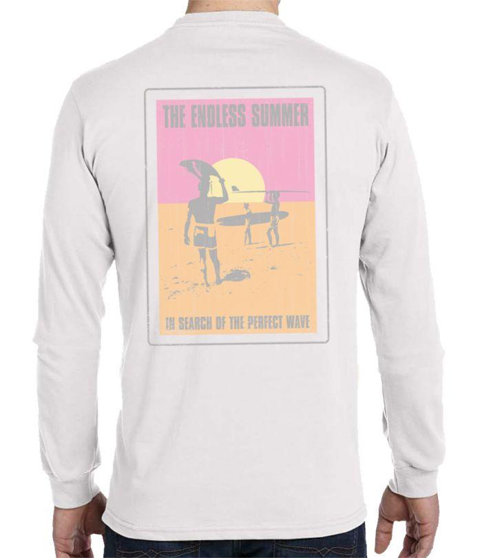 Endless Summer Long Sleeve T-Shirt