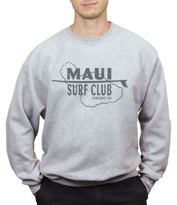 Maui Surf Club Unisex Sweatshirt