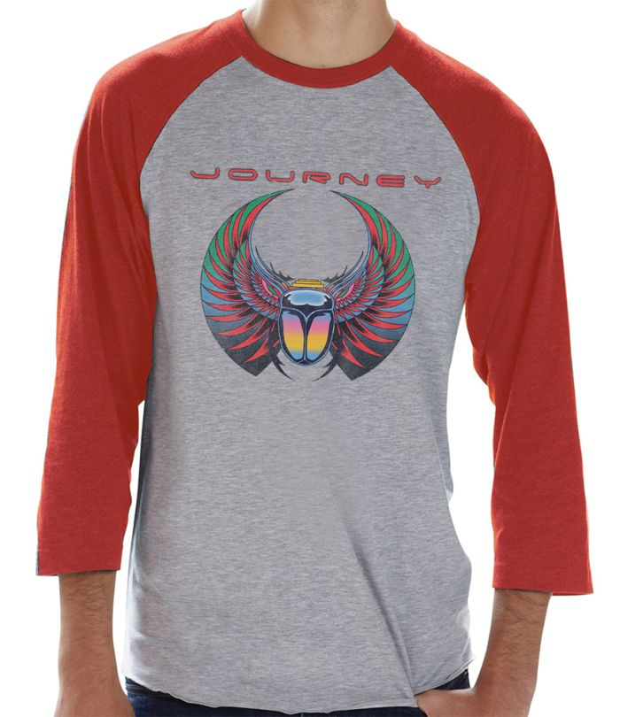 Journey World Tour 1981 Unisex T-Shirt