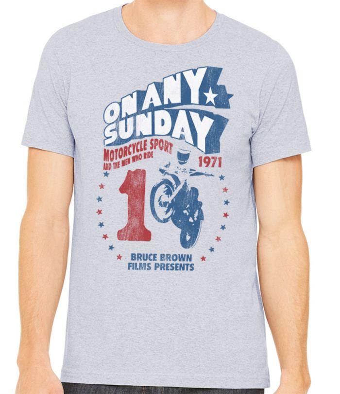 On Any Sunday 1971 T-Shirt