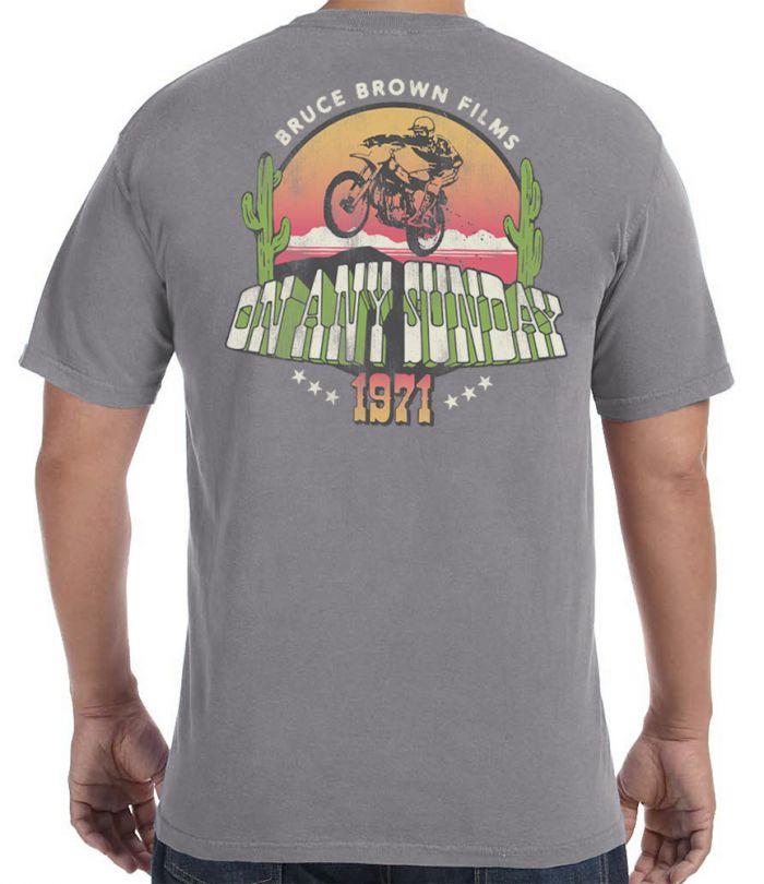 On Any Sunday Desert Ride T-Shirt
