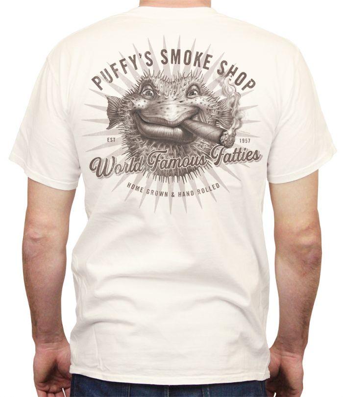 Puffy's Smoke Shop T-Shirt