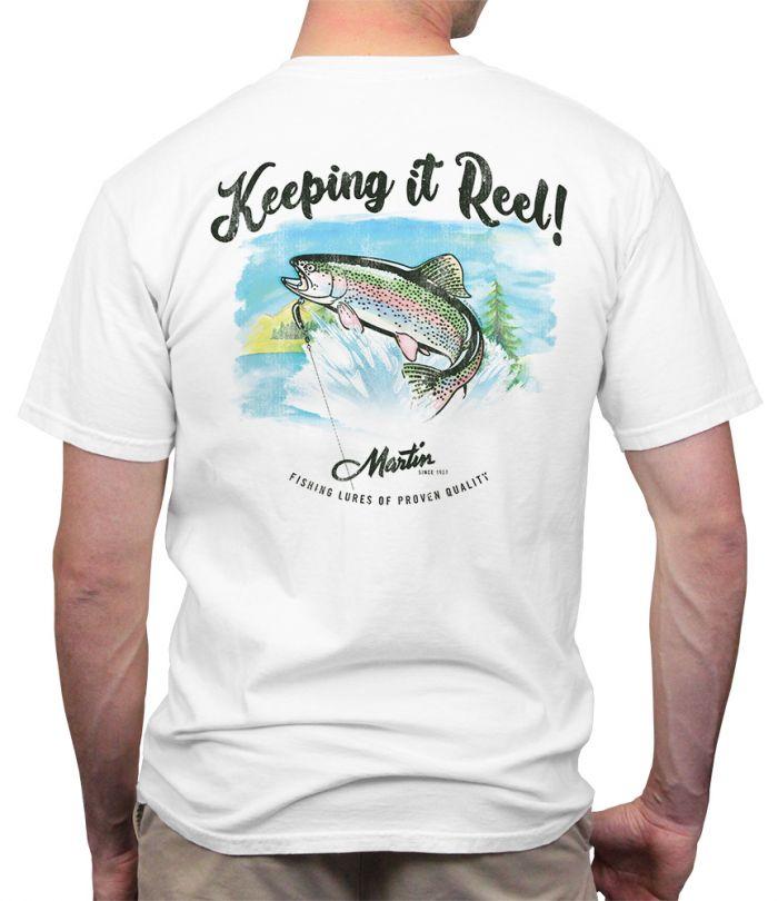 Martin Keeping It Reel! T-Shirt