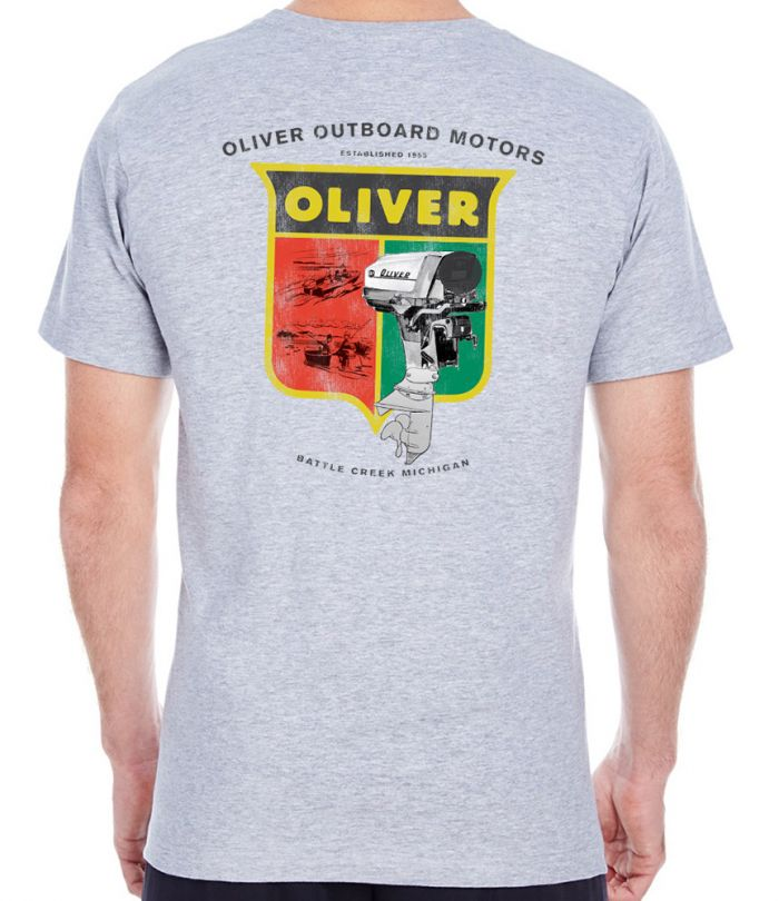 Oliver Outboard Motors T-Shirt