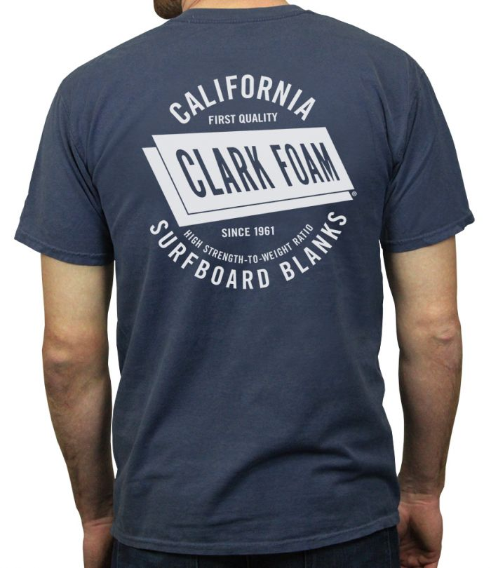 Clark Foam CA Surfboard Blanks T-Shirt