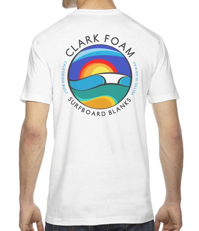Clark Foam 1961 Wave at Sunset