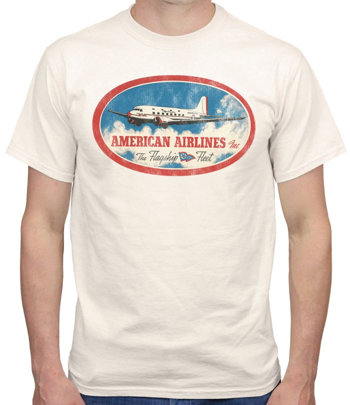 American Airlines Shuttle T-Shirt