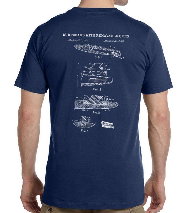 Clark Foam Patent T-Shirt
