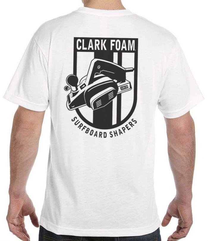 Clark Foam Planer T-Shirt