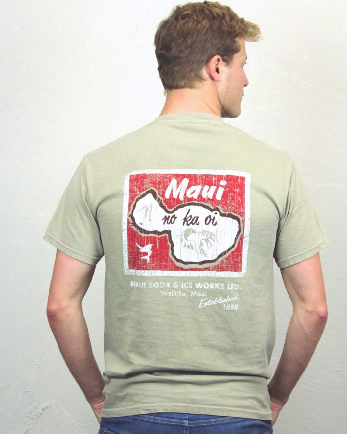 Maui Soda Men's Shirt