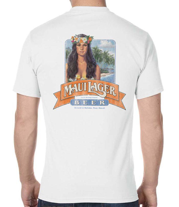 Maui Lager Men's Shirt