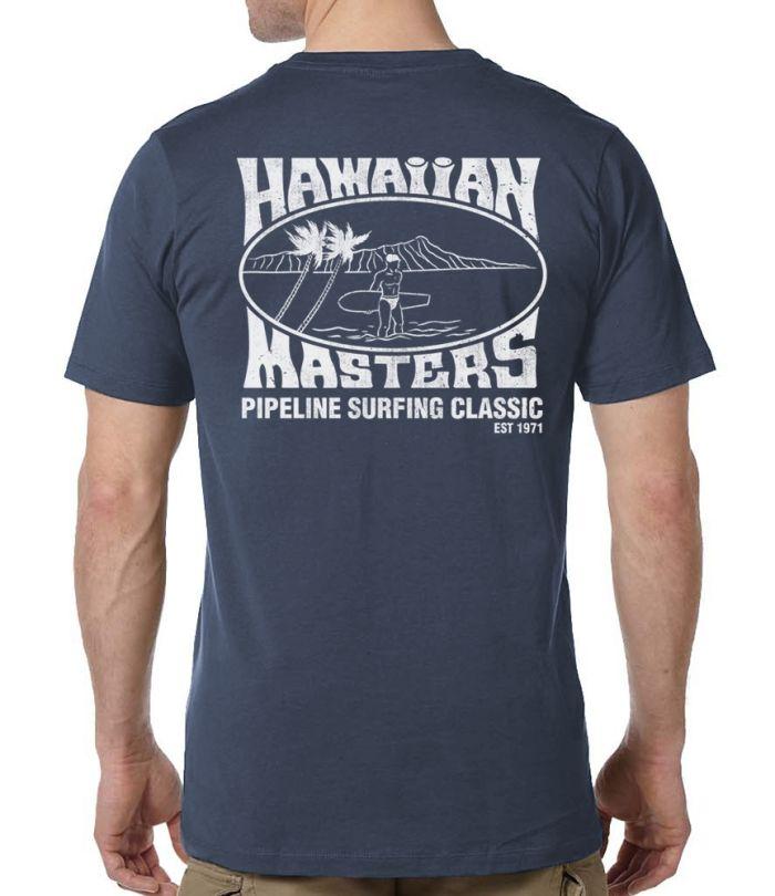 Hawaiian Masters Men's T-Shirt