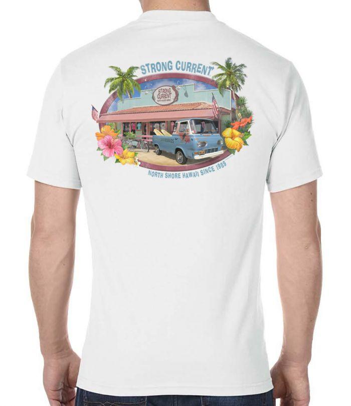 Strong Current Retro Van T-Shirt