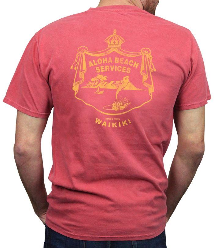 Aloha Beach Services Men's Shirt