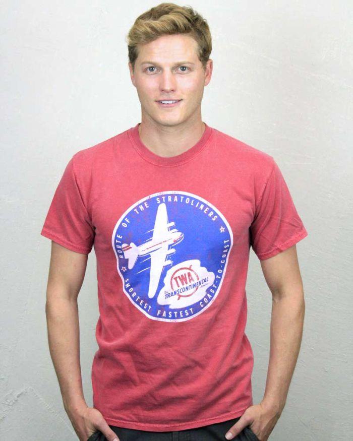 Trans World Airlines Men's Shirt