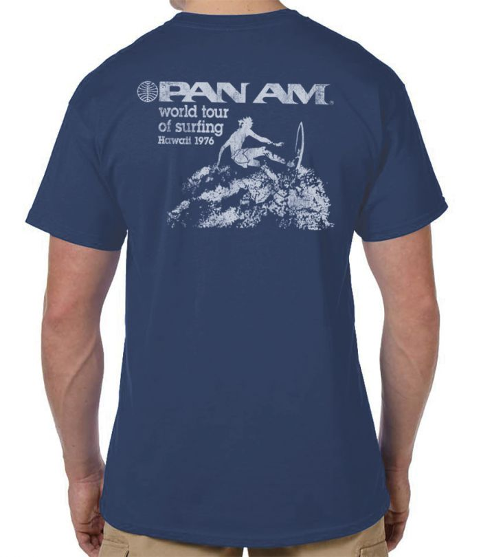 Pan Am 76 Surf Competition T-Shirt