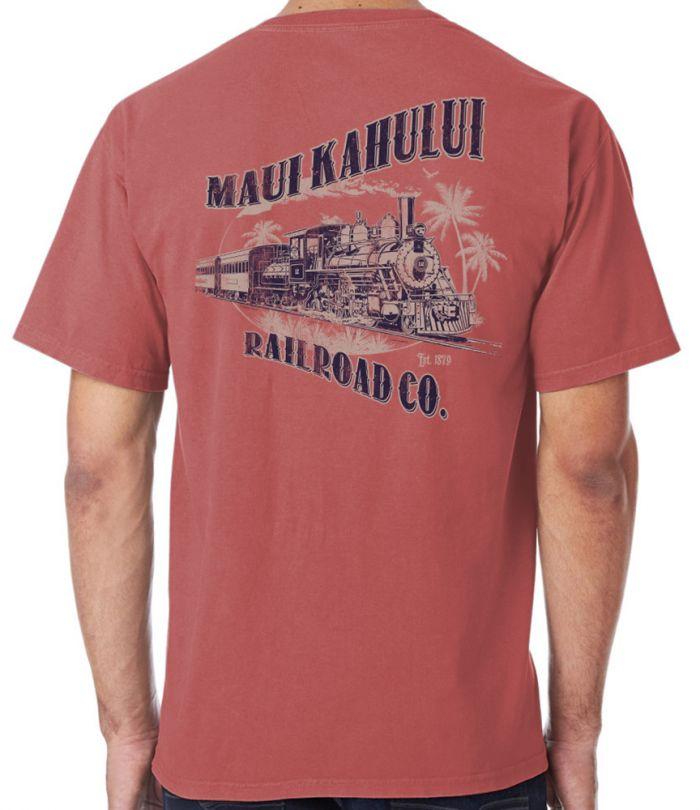 Maui Kahului Railroad Company T-Shirt