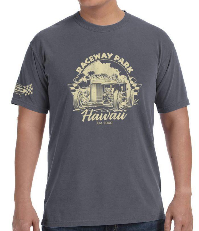 Men's Hawaii Raceway Park T-Shirt