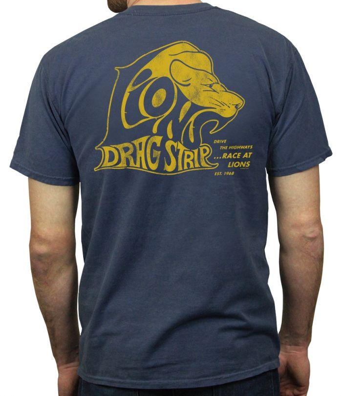 Lions Mane Retro T-Shirt