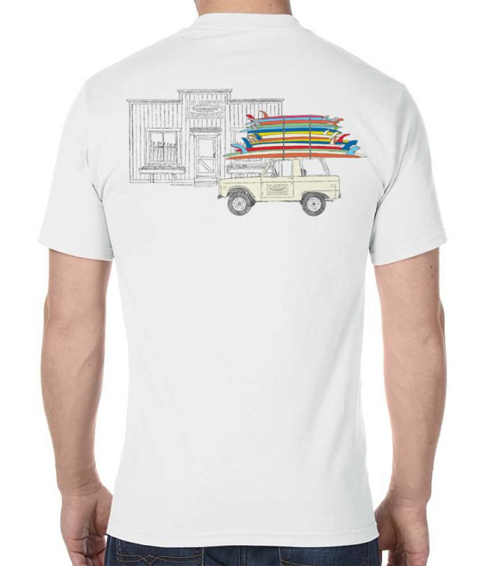PF North Shore Surf Shop T-Shirt