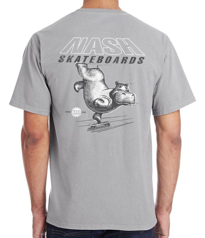 Nash Skateboards Hippo Classic T-Shirt