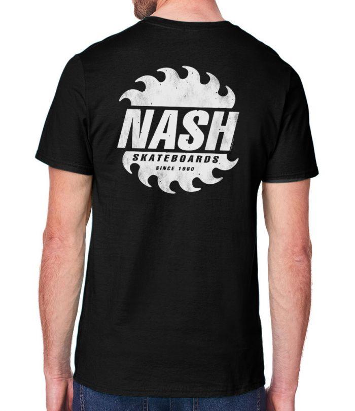 Nash Skateboards Logo T-Shirt