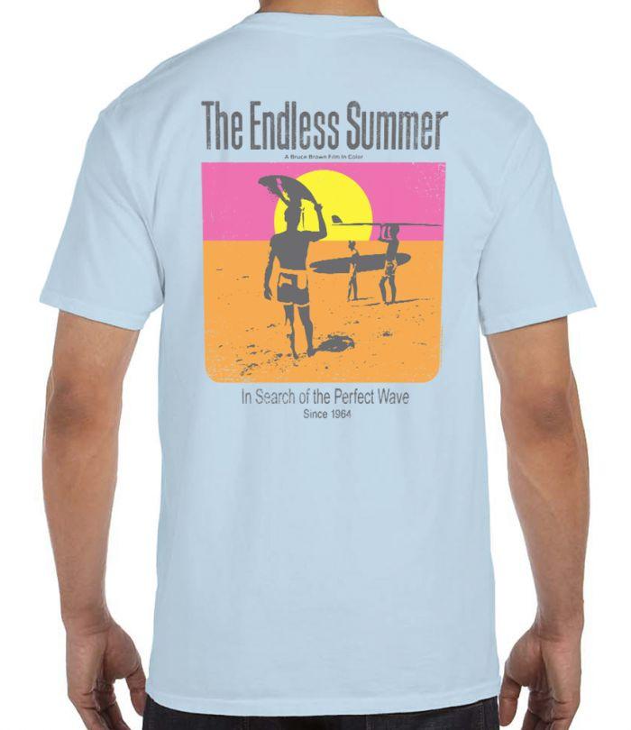 The Endless Summer Blue T-Shirt