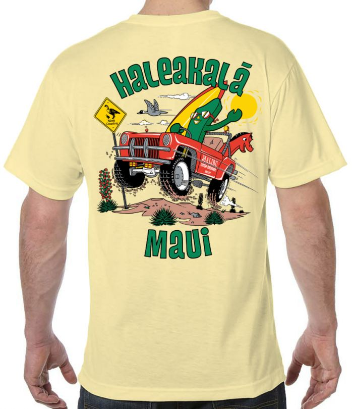 Gumby Haleakala T-Shirt