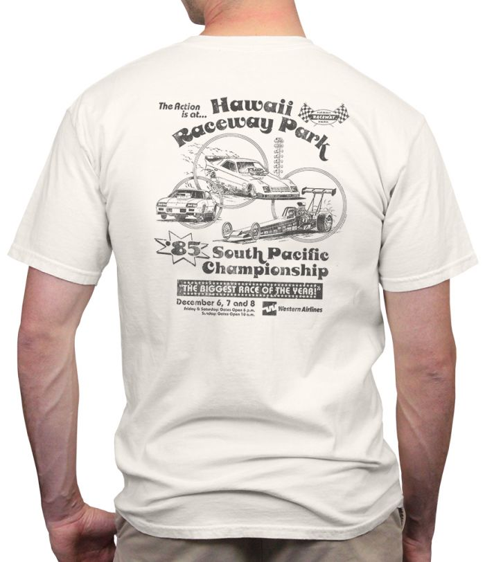 Hawaii Raceway Park 1985 T-Shirt