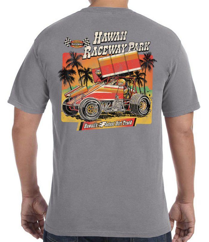 Hawaii Raceway Park Dirt Racing T-Shirt