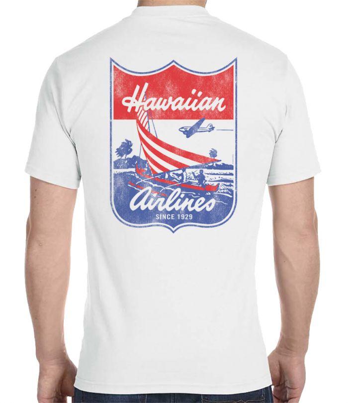 Hawaiian Airlines Vintage 1929 T-Shirt