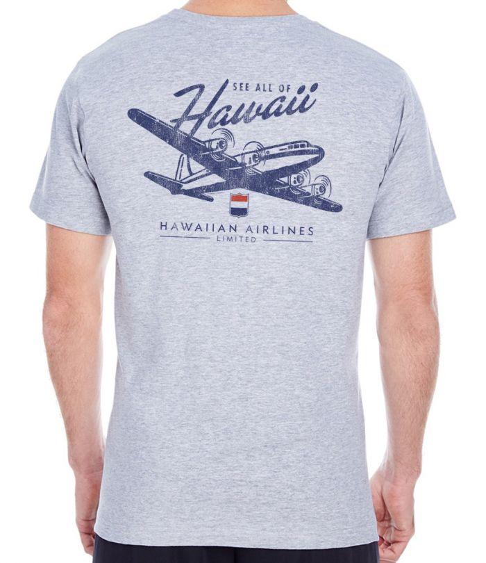 Hawaiian Airlines Wings T-Shirt