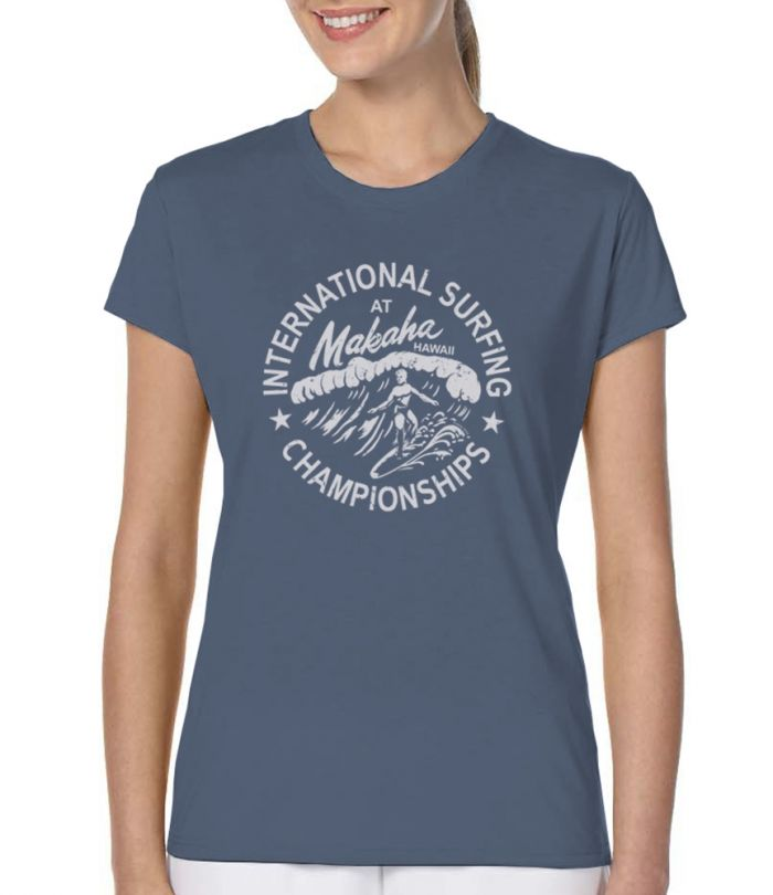 Makaha International Ladies T-Shirt