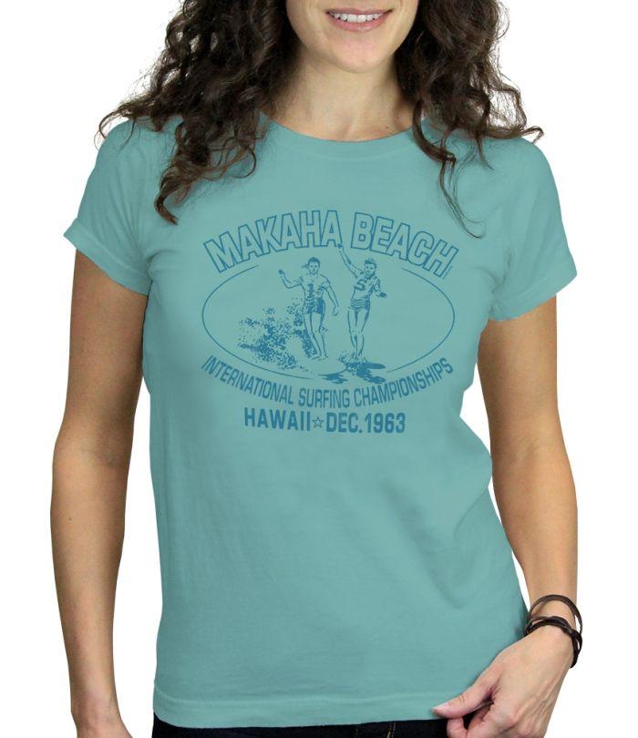 Makaha 1963 Women's T-Shirt