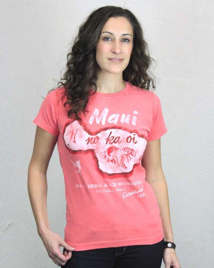 Maui Soda Women's Shirt