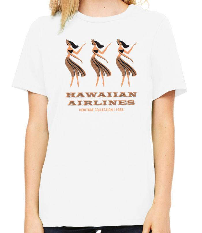 Hawaiian Airlines Hula Girls T-Shirt
