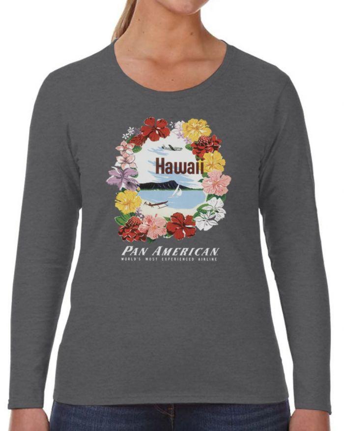 Pan Am Retro Lei T-Shirt