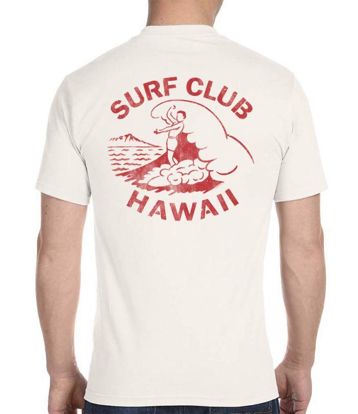 Surf Club Hawaii T-Shirt