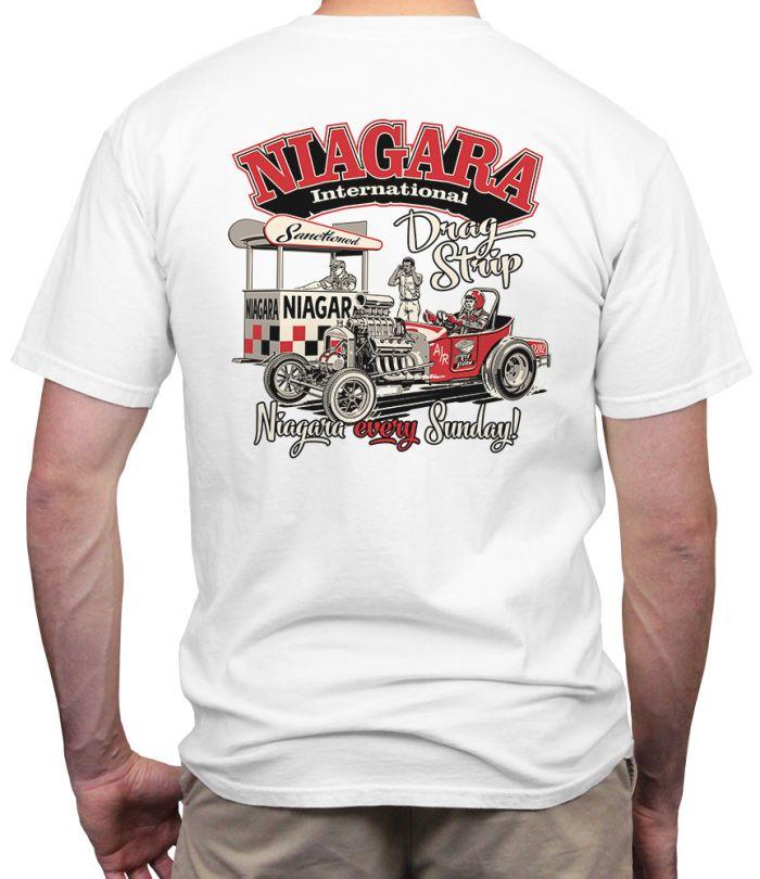 Niagara Fuel T T-Shirt