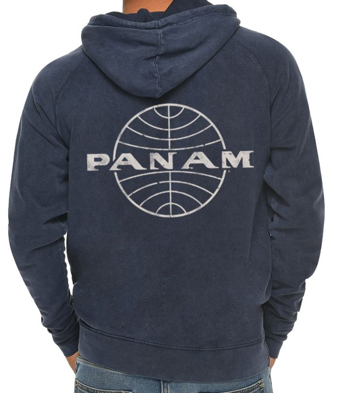 Pan Am Retro Logo Unisex Hoodie