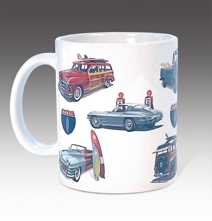 Woodys & Muscles Mug