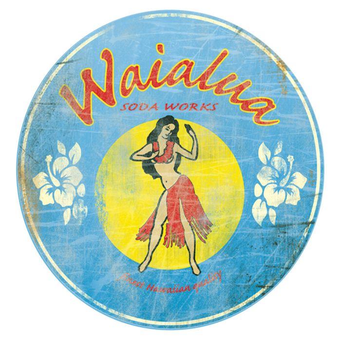 Waialua Soda Sticker
