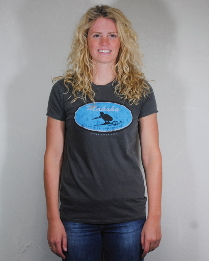 Makaha Skateboards Ladies' T-Shirt