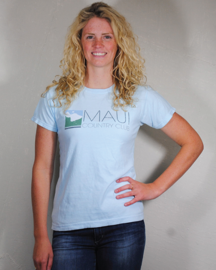 Maui Country Club Women's Shirt