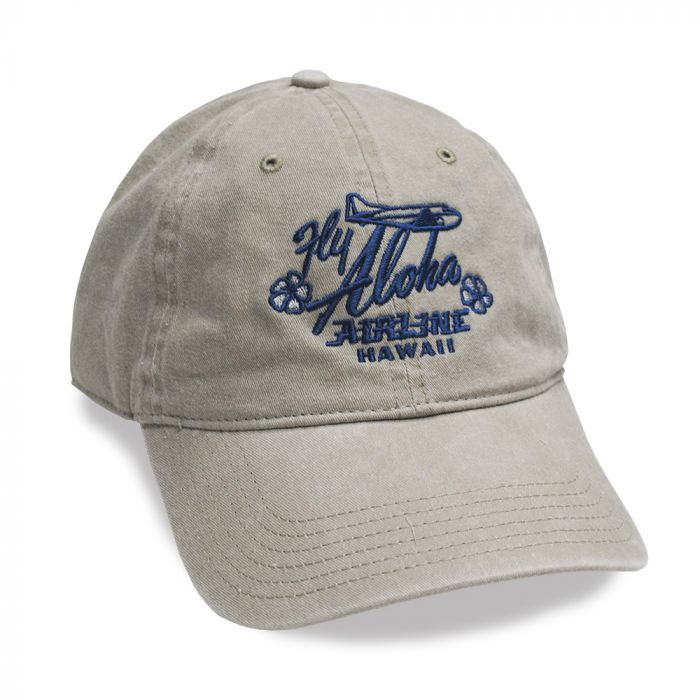 ALOHA AIRLINE ADJUSTABLE CAP