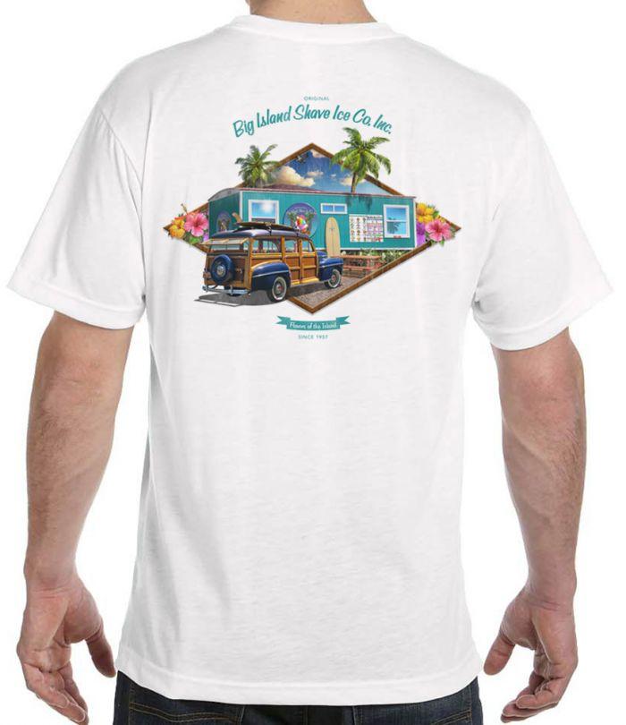 BIG ISLAND SHAVE ICE t-Shirt