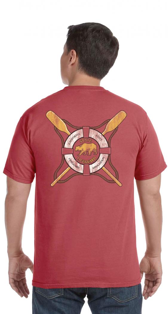 California Lifeguard Association T-Shirt