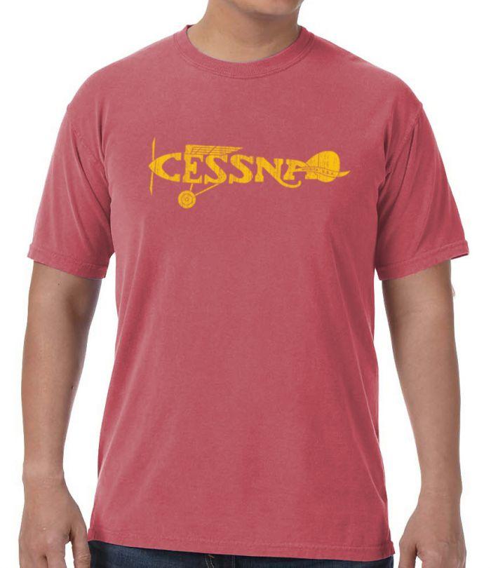 Cessna Plane Men's T-Shirt